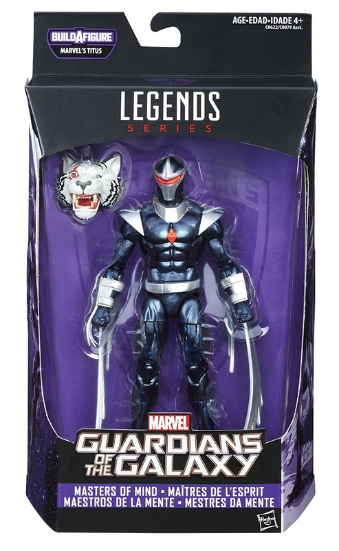 Marvel Legends: Guardians of the Galaxy - Darkhawk Action Figure