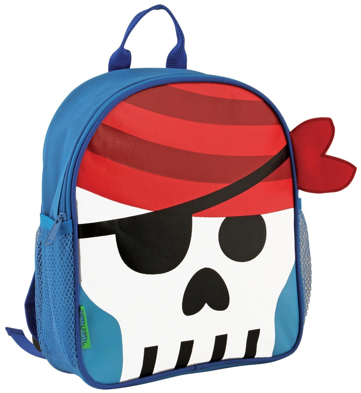 Stephen Joseph Mini Sidekick Pirate Backpack