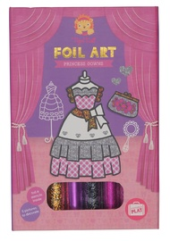 Tiger Tribe: Foil Art Set (Princess Gowns)