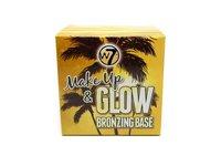W7 Make Up & Glow Bronzing Base image