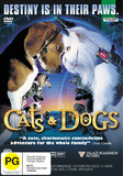 Cats & Dogs DVD
