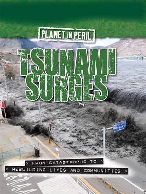Planet in Peril: Tsunami Surges by Cath Senker image
