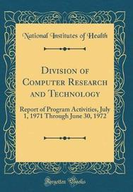Division of Computer Research and Technology by National Institutes of Health image