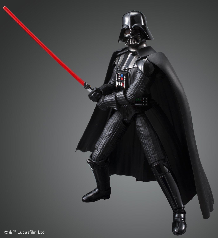 Star Wars 1/12 Darth Vader - Scale Model Kit image