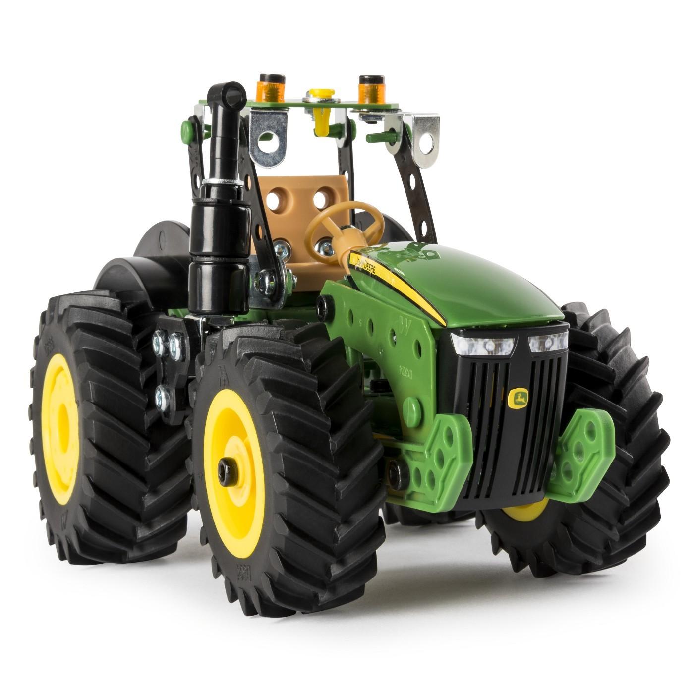 Meccano: John Deere 8R Tractor - Model Kit image