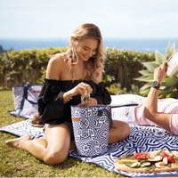 Sunnylife Cooler Bucket Bag - Azule