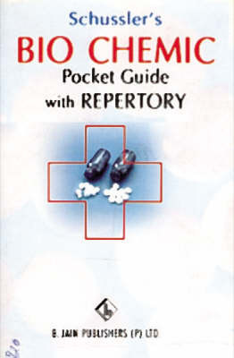Biochemic Pocket Guide with Repertory by W.H. Schussler image