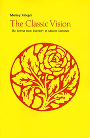 The Classic Vision by Murray Krieger image