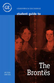 Student Guide to the Brontes by Peter Davies image