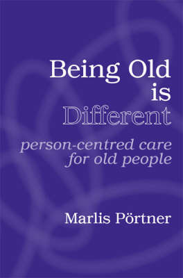 Being Old is Different by Marlis Portner image