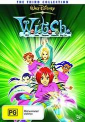 W.I.T.C.H. - Vol. 3: The Third Collection on DVD