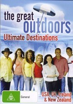 Great Outdoors, The - Ultimate Destinations on DVD