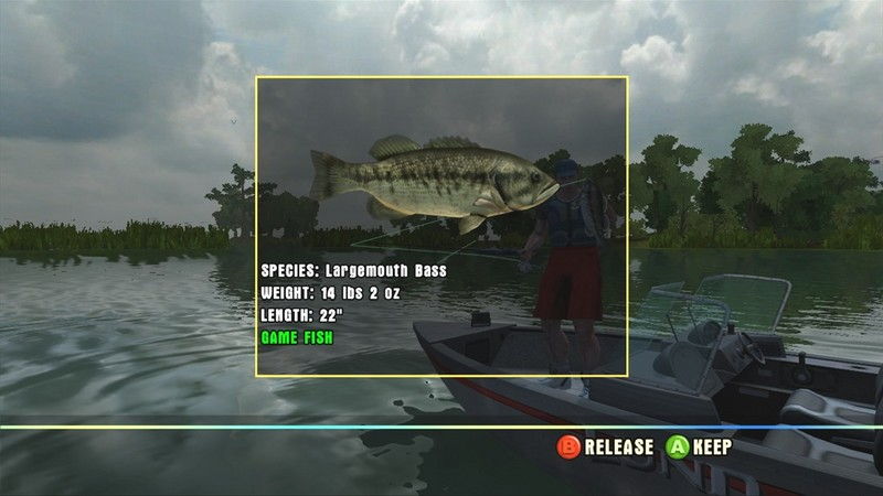 Rapala Tournament Fishing for Xbox 360 image
