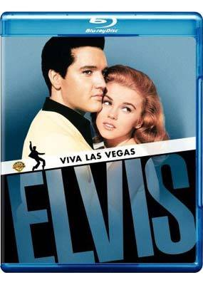Viva Las Vegas on Blu-ray