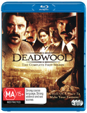 Deadwood - The Complete First Season on Blu-ray