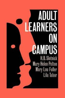 Adult Learners On Campus by H.B. Slotnick image