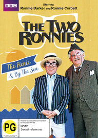 The Two Ronnies: The Picnic / By The Sea on DVD image