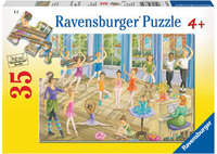Ravensburger - Ballet Lesson Puzzle (35pc)