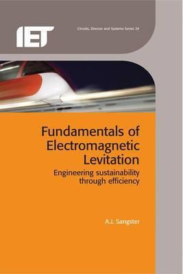 Fundamentals of Electromagnetic Levitation by Alan J. Sangster image