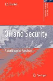 Oil and Security by E.G. Frankel