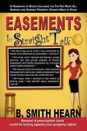 Easements in Straight Talk by B Smith Hearn