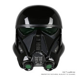 Star Wars: Rogue One: Death Trooper Helmet - Prop Replica