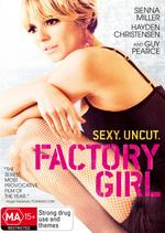 Factory Girl on DVD