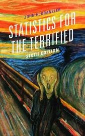 Statistics for the Terrified by John H. Kranzler image