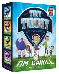 Tiny Timmy Super Collection! by Cahill,Tim