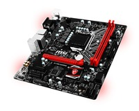 MSI H110M Gaming Motherboard image