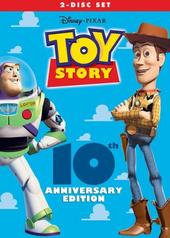 Toy Story: 10th Anniversary Edition (2 Disc) on DVD