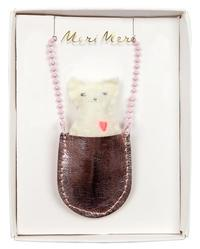 Necklace Pocket Cat
