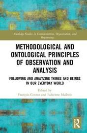 Methodological and Ontological Principles of Observation and Analysis