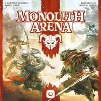 Monolith: Arena - Board Game
