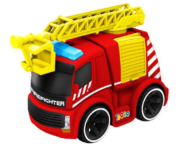 Silverlit: Tooko - I/R Fire Truck