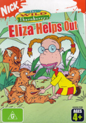 The Wild Thornberrys - Eliza Helps Out on DVD