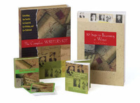 The Complete Writer's Kit: Everything You Need to Get Inspired, Get Writing and Get Published by Scott Edelstein image