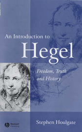 An Introduction to Hegel by Stephen Houlgate image