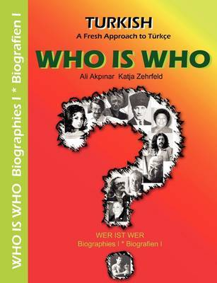 WHO IS WHO - Biographies I / Biografien I by Ali Akpinar image