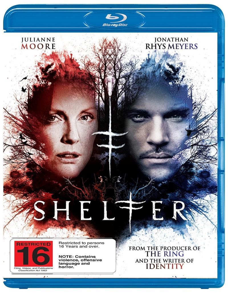 Shelter on Blu-ray image