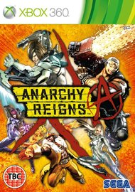 Anarchy Reigns for X360