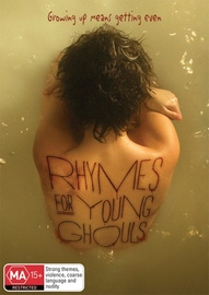 Rhymes for Young Ghouls on Blu-ray