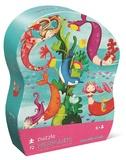 Crocodile Creek: Mermaids Jr. Puzzle - 72pc