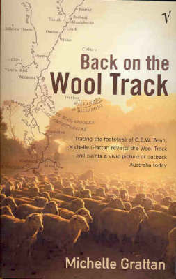 Back on the Wool Track by Michelle Grattan image