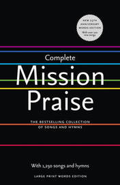 Complete Mission Praise image
