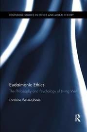 Eudaimonic Ethics by Lorraine L Besser image