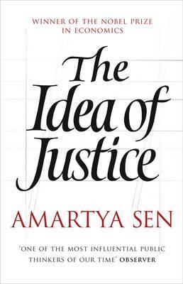 The Idea of Justice by Amartya K. Sen image