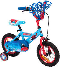 "Huffy: Spider-Man - 12"" Bike"