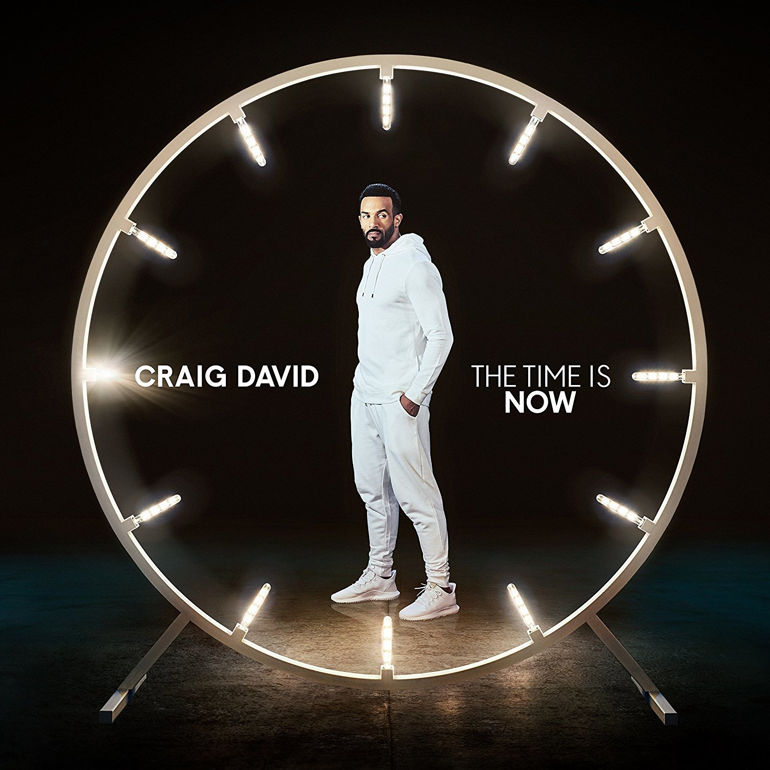 The Time Is Now by Craig David image