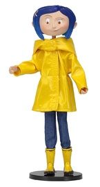 "Coraline (Rain Coat Ver.) - 7"" Bendy Fashion Doll"